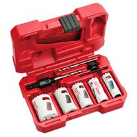 Ice Hardened 49-22-4005 Bi-Metals Hole Saw Kit