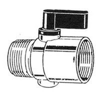 Plumb Pak PP22508 Shower Adapter Control