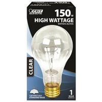 Feit 150A/CL Dimmable Incandescent Lamp