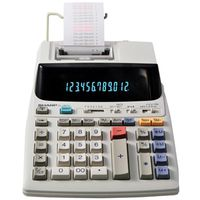 CALCULATOR W/PRINTER