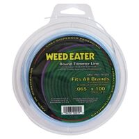 "WeedEater Bulk Trimmer Line Coil, 0.065"" x 100'"