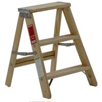 Type III Wood Step Ladder, 2'