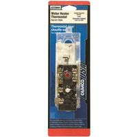 Camco 7843 Single Element Water Heater Thermostat With HLC