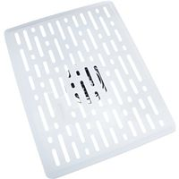Rubbermaid 1G1606WHT Large Sink Mat