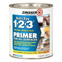 Zinsser 02004 Bulls Eye 1-2-3 Primer/Sealer