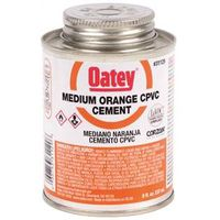Oatey 31129 CPVC Pipe and Fitting Cement