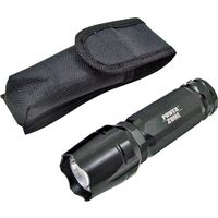 LED Flashlight With Batteries