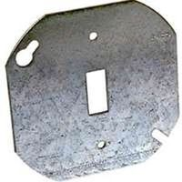 Raco 729 Flat Octagon Electrical Box Cover