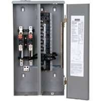 Combo Meter Socket Loadcenter, 100 Amp