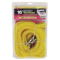 Keeper 2858 Diamond Braided Tow Rope