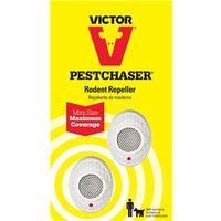 Victor PestChaser M752S Mini Corded Rodent Repeller With Nightlights
