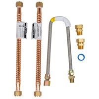 Camco 10183 Water Heater Connector Kit