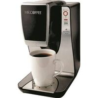 Single Serve Brew System Coffee Maker, 8 oz