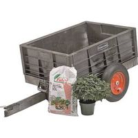 Newell Rubbermaid 566261BLA Farm Cart