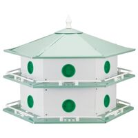 Purple Martin House, 12 Apartment Aluminum