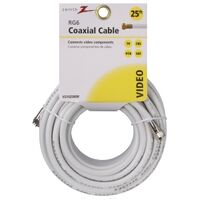 Coaxial Cable, 25ft