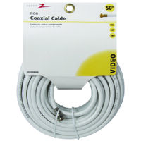 Coaxial Cable, 50ft
