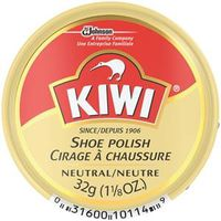 KIWI POLISH PASTE NEUTRAL