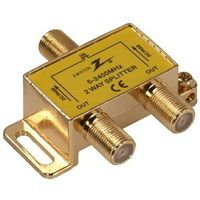 Zenith VS3001SP2W 2-Way Coaxial Splitter