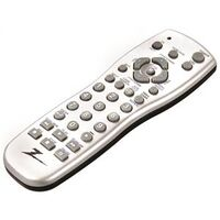 Three Device Remote Control, Silver