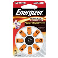 Energizer AZ13DP-8 Battery