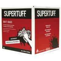 SuperTuff 10833 Mixed Knit Wiping Cloth
