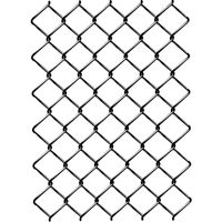 Range Master 10661 Knuckle Weave Chain Link Fence