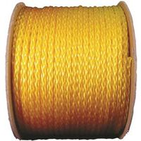 Wellington 10819 Hollow Braided Mono-Filament Rope