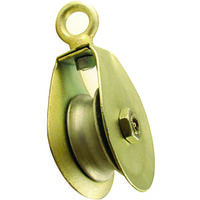 Hay Fork Pulley with Swivel Eye