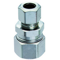 "Low Lead Straight Water Supply Connector, 5/8"" x 3/8"""