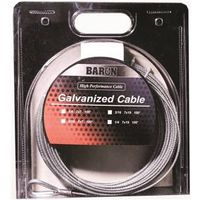 Baron 83105/50130 Pre-Cut Extra Flexible Aircraft Cable