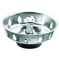 Strainer Basket Adjustable Post