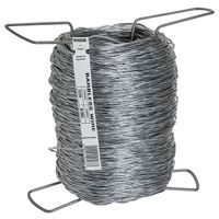Ga Barbless Wire, 12 1/2 Ga x 1320'