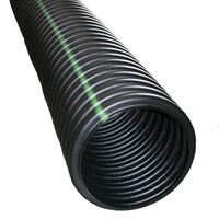 """Solid Pipe, 4"""" x 10'"""