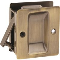 Kwikset Signature 332 Reversible Rectangular Door Lock