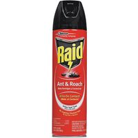 SC Johnson 21613 Raid Ant/Roach Killer, 17.5 Ounce
