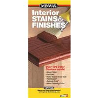 Minwax 009070002 Color Charts