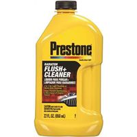Prestone AS-105Y Biodegradable Radiator Flush and Cleaner