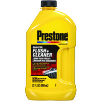 Prestone Radiator Flush And Cleaner