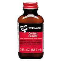 Dap 00107 Weldwood Contact Cement