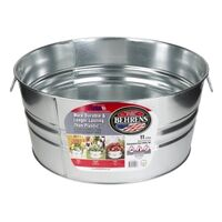 Round Wash Tub, 11.5 Gal