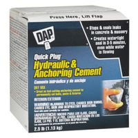 Quick Plug 14084 Hydraulic and Anchoring Cement