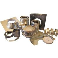American Metal 6HS-TWK 3-Wall Chimney Installation Kit