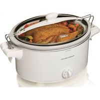 Ham.Beach/Proctor Silex 33263 Stay Or Go Slow Cookers