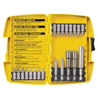 Dewalt DW2161 Screwdriver Bit Set