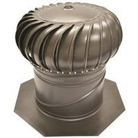 GAF Master Flow GIC12WW Internal Braced Rotary Turbine Ventilator