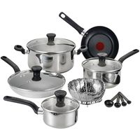 T-Fal A834S974 Wearever Cookware Sets