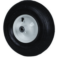 Pneumatic Lawn Mower Wheel