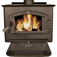 Wood Stove, 112,000 BTUs