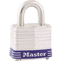 Master Lock 3D Non-Rekeyable Laminated Padlock